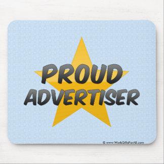 Proud Advertiser Mousepads
