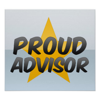 Proud Advisor Print