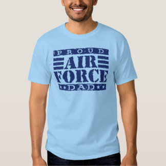 Proud Air force Dad Tee Shirts
