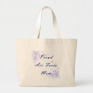 Proud Air Force Mom Bags