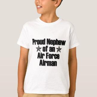 Proud Air Force Nephew T-Shirt