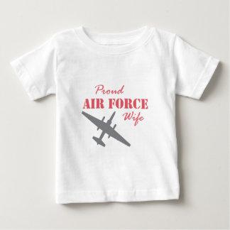 Proud Air Force Wife U-2 Tee Shirts