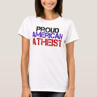 Proud American Atheist T-Shirt