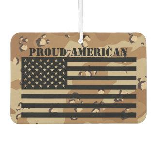 Proud American Car Air Freshener