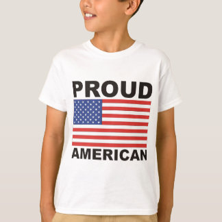 Proud American Flag Products! T-Shirt