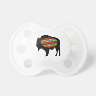 PROUD AND STRONG PACIFIER