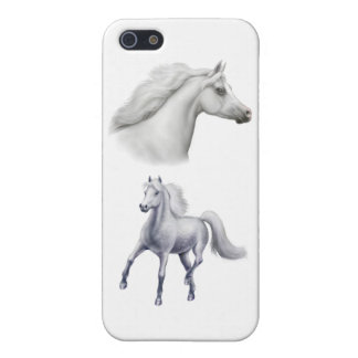 Proud Arabian Horse iPhone Case