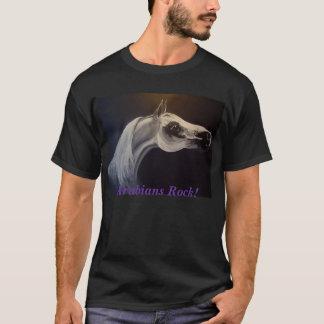 Proud Arabian Stallion, Arabians Rock! T-Shirt