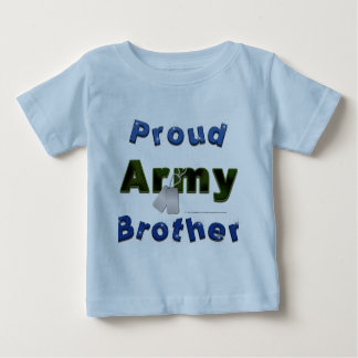 Proud Army Brother Toddler Tee