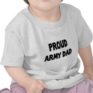 Proud Army Dad Tees