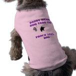 PROUD ARMY DOG PET T-SHIRT