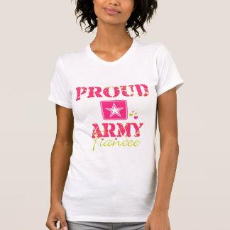 Proud Army Fiancee T-Shirt