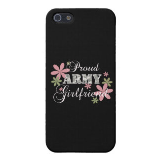 Proud Army Girlfriend [fl c] Cover For iPhone 5