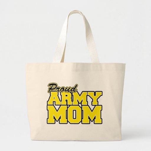 Proud Army Mom Bags