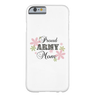 Proud Army Mom [fl c] Barely There iPhone 6 Case