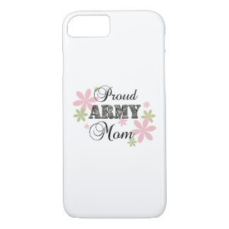 Proud Army Mom [fl c] iPhone 7 Case