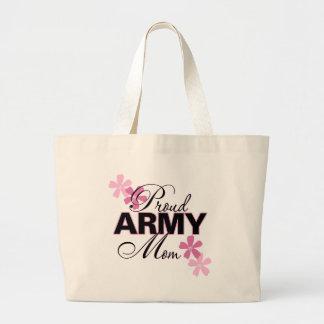 Proud Army Mom Jumbo Tote Bag