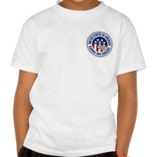 Proud Army National Guard Grandpa T Shirt