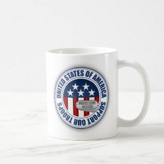 Proud Army Ranger Classic White Coffee Mug