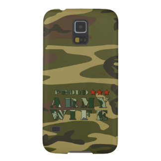 Proud Army Wife Samsung Galaxy S5 Case