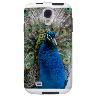 Proud as a Peacock Samsung S4 phone case