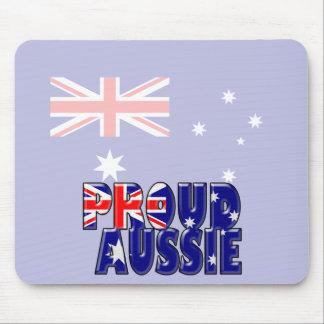 proud Aussie Mousepads