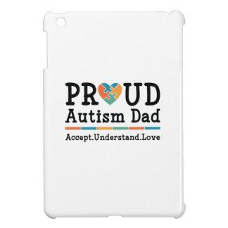 Proud Autism Dad iPad Mini Case