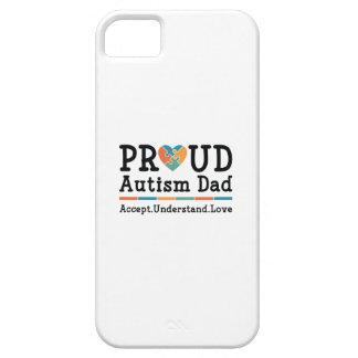 Proud Autism Dad iPhone 5 Cover