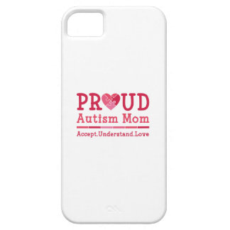 Proud Autism Mom Case For The iPhone 5