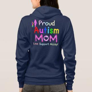 Proud Autism Mom Hoodie