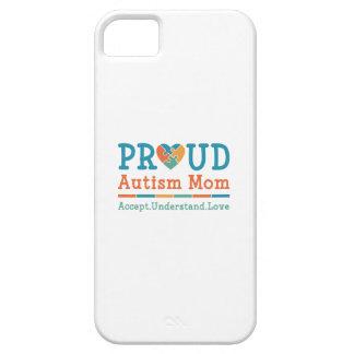 Proud Autism Mom iPhone 5 Case