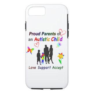 Proud Autism Parents iPhone 8/7 Case