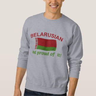 Proud Belarusian Sweatshirt
