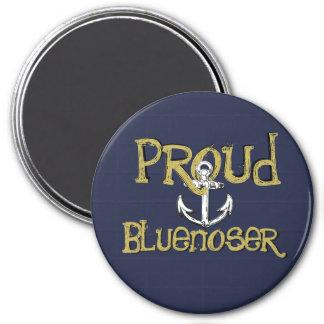 Proud bluenoser Nova Scotia fridge Magnet
