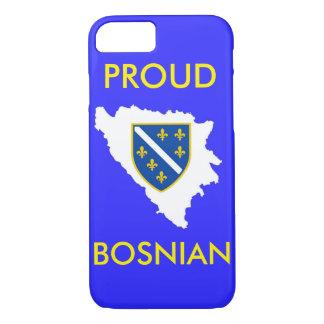 PROUD BOSNIAN phone case