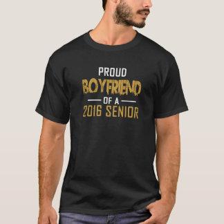 Proud Boyfriend of a 2016 Senior T-Shirt