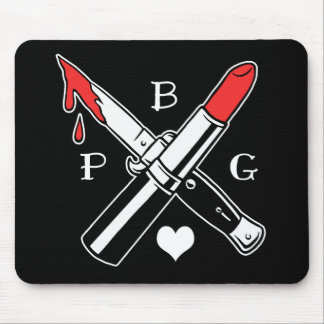Proud Boys Girls Mouse Pad