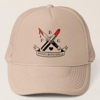 Proud Boys Girls Trucker Hat