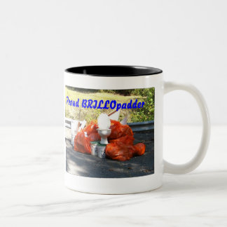 Proud BRILLOpadder Two-Tone Coffee Mug