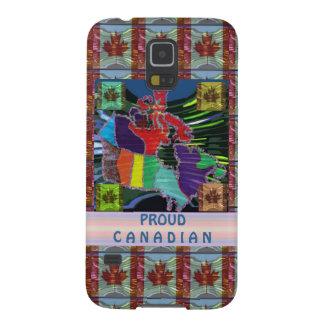 Proud Canadian Galaxy S5 Case