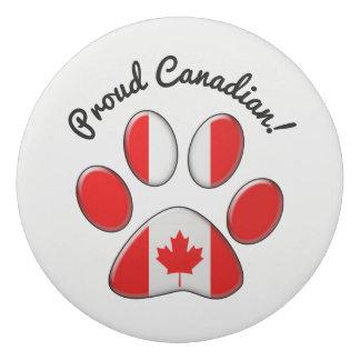 Proud Canadian - eraser