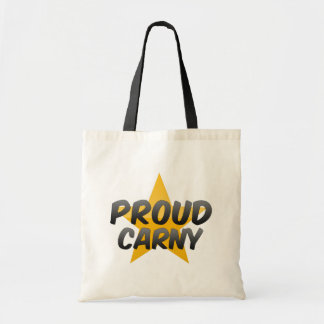 Proud Carny Tote Bag