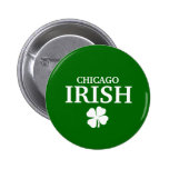 Proud CHICAGO IRISH! St Patrick's Day Buttons