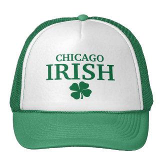 Proud CHICAGO IRISH! St Patrick's Day Hat