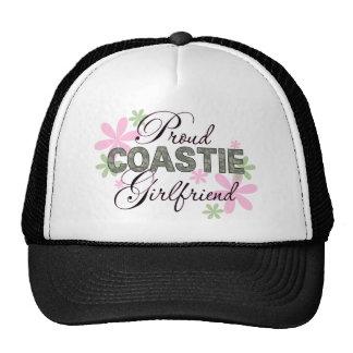 Proud Coastie Girlfriend Camo Hat
