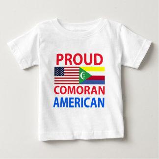 Proud Comoran American Baby T-Shirt