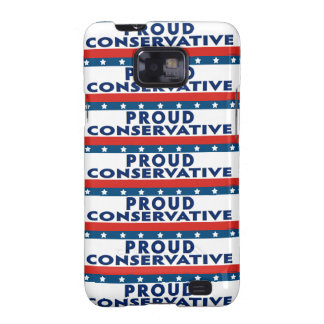 Proud Conservative Galaxy S2 Cases