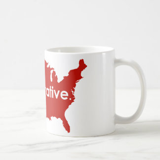Proud Conservative Mug