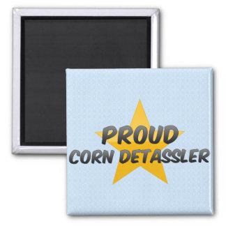 Proud Corn Detassler Magnet