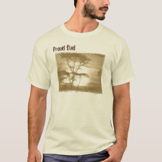Proud Dad Adoption T-Shirt
